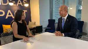 Presidential Candidate John Delaney On 2020 And U.S. Foreign Policy [Video]