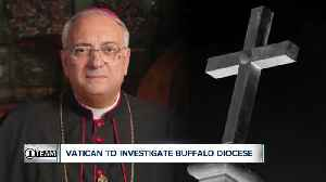 Vatican authorizes investigation of Diocese of Buffalo [Video]