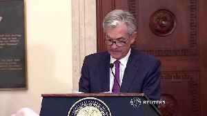 """Fed's Powell: U.S. economy """"in a good place"""" [Video]"""