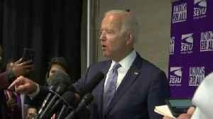 Biden tries to redirect questions about Ukraine [Video]