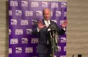 Trump 'most corrupt, unhinged' president: Biden [Video]