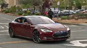 Drivers Say Tesla 'Smart Summons' Feature Not Ready to Roll [Video]