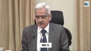 RBI cuts repo rate by 25 basis points, fifth cut in this year [Video]