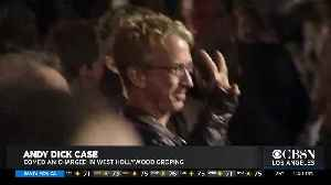 Comedian Andy Dick Pleads Not Guilty To Sexual Battery Charge [Video]