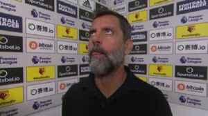 Sanchez Flores: Clean sheet good for team [Video]