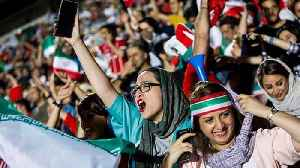 Iran allows female fans to buy tickets for FIFA WC qualifier [Video]