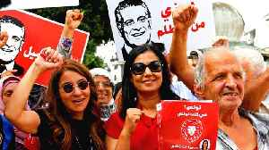 News video: Tunisia's parliamentary elections at a glance