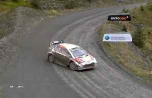Tanak leads Wales rally ahead of Neuville and Ogier [Video]
