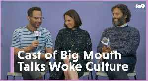 NYCC 2019 | Big Mouth Cast on Woke Culture [Video]