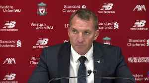 "Brendan Rodgers: Defeat in the ninety-fifth minute was ""difficult to take"" [Video]"