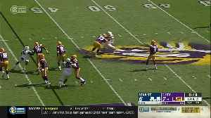 10/05/2019 Utah State vs LSU Football Highlights [Video]