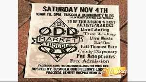 Odd Market in Tuscola [Video]