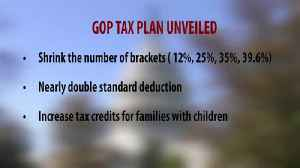 GOP Tax Plan [Video]