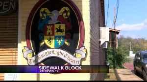 Jefferson Texas City Council takes on sidewalk violations [Video]