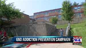 Ending drug, alcohol addiction [Video]