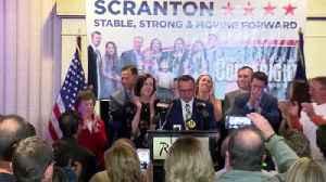 Scranton Mayor Race: Courtright Wins Second Term [Video]