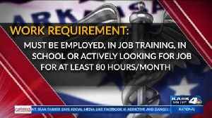 Work Requirement for Healthcare [Video]