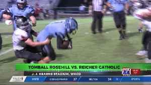 TOMBALL ROSEHILL @ REICHER [Video]