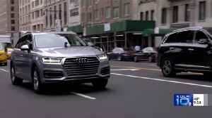 Self-Driving Cars Could in New York City's Near Future [Video]