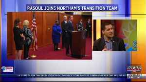 Rasoul pushes new bill, helps Northam in transition [Video]