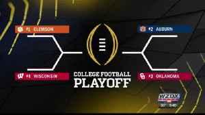 Week 13 College Football Playoff rankings [Video]