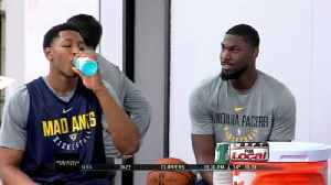 Poythress, McKinney Jones To Make Season Debuts [Video]