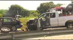 Driver charged in 222 crash that killed woman, hurt others [Video]