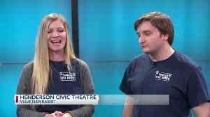 Henderson Civic Theatre performs Velveteen Rabbit [Video]