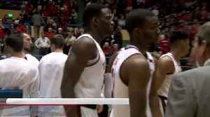 Texas Tech Beats Rice in Throwback Game [Video]