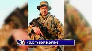 ABC 36 anchor reflects upon return from Afghanistan [Video]