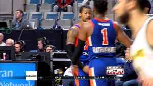 Mad Ants Lose Third Straight to Knicks [Video]
