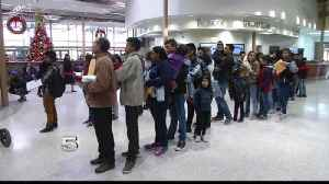 People in US Illegally Continue to be Released at McAllen Bu [Video]