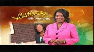 Midmorning With Aundrea (Part 1) - January 8, 2018 [Video]
