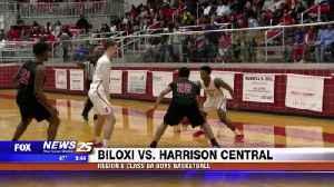 High School Boys Basketball: Biloxi vs. Harrison Central [Video]