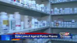State Lawsuit against Purdue Pharma [Video]