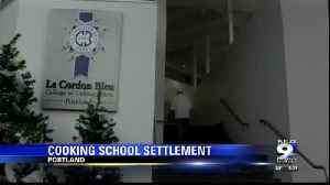 Tuition settlement affects culinary students [Video]