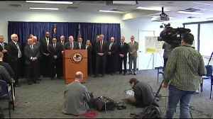 VIDEO: District Attorneys create new task force [Video]