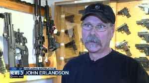 Teacher doesn't want to carry a gun in class [Video]