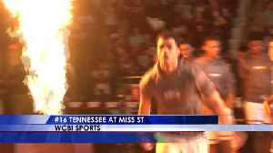 News video: Mississippi State Humbled in Home Loss to No. 16 Tennessee