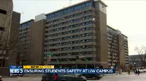 UW officials say they are confident in dorm safety [Video]