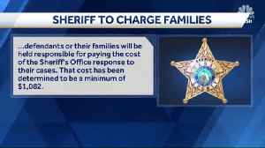 EditSteep fines for school threats? Florida sheriff says yes [Video]
