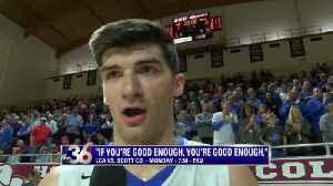 """If you're good enough, you're good enough."" [Video]"