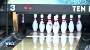 Local man bowling for colons to raise awareness [Video]