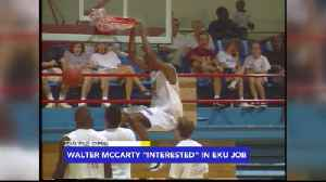 walter mccarty on eku [Video]