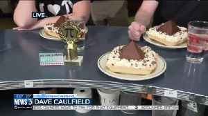 News 3's 2018 Pi Day pie eating contest [Video]