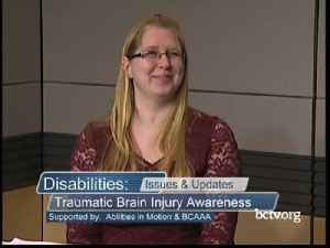 Disabilities: Issues & Updates [Video]