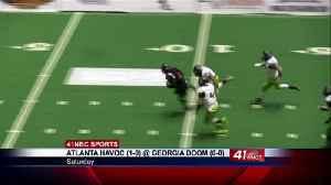 HIGHLIGHTS: Georgia Doom drops opener to Atlanta Havoc [Video]