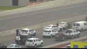 Driver Taken into Custody Following Chase [Video]