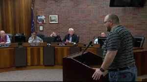 Evansville possible gun law resolution [Video]