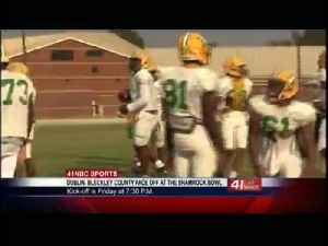 Dublin, Bleckley County to face-off at the Shamrock Bowl [Video]
